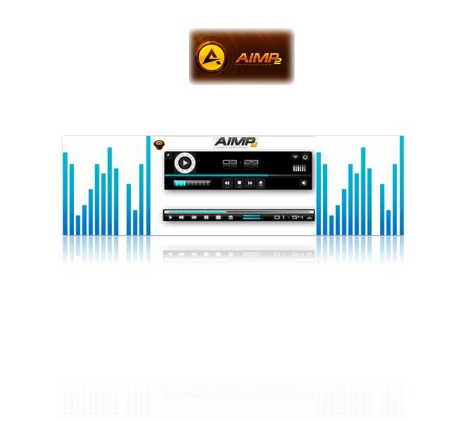 DARK SKIN FOR AIMP 2. Темы для Firefox.