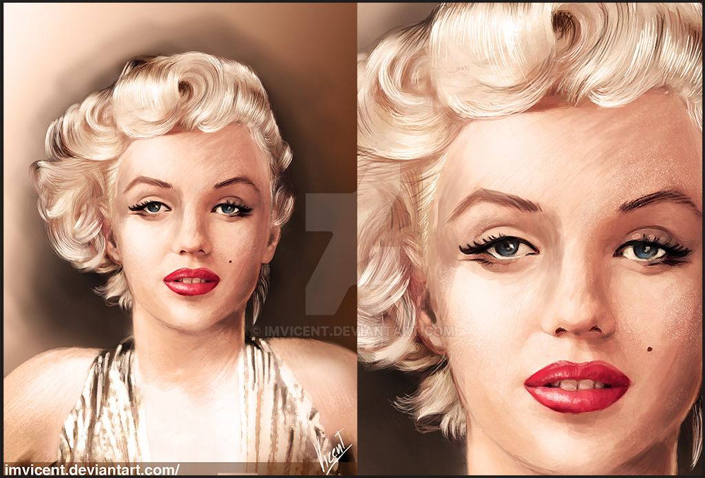Ms. Monroe by ImVicent