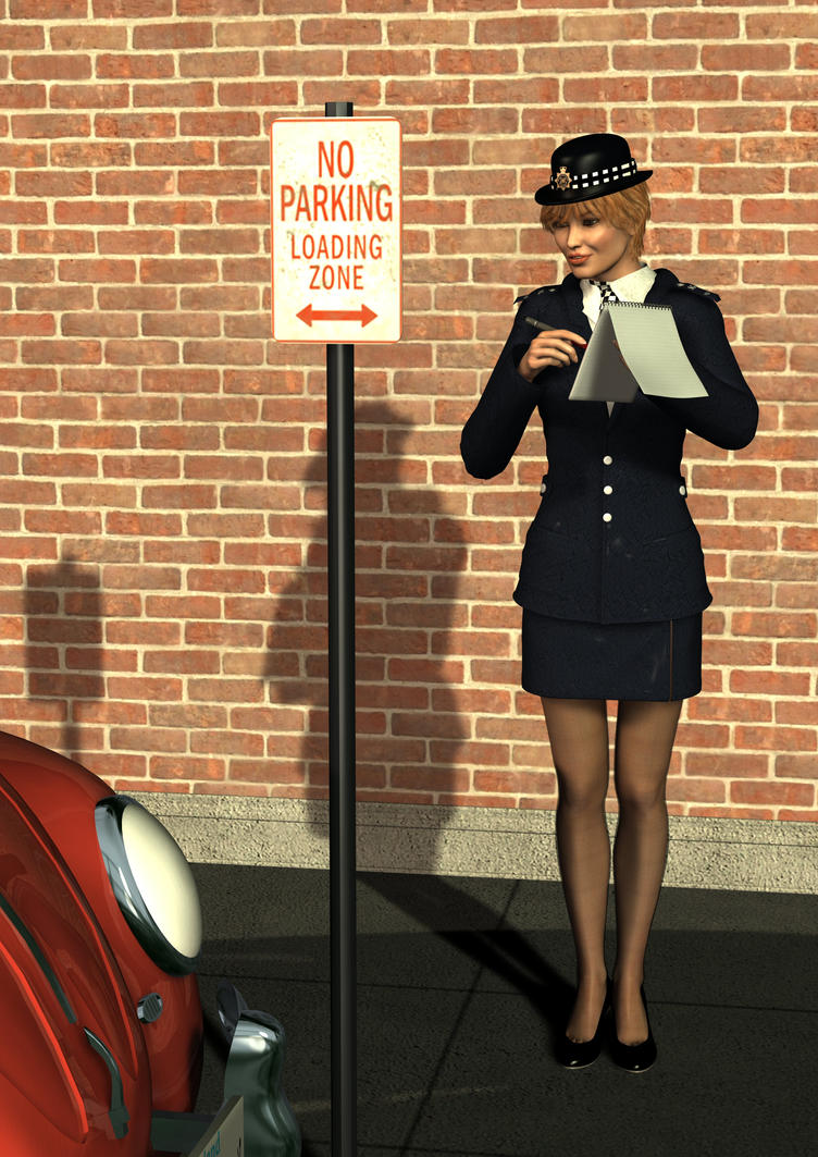 image British female cop first time horny border