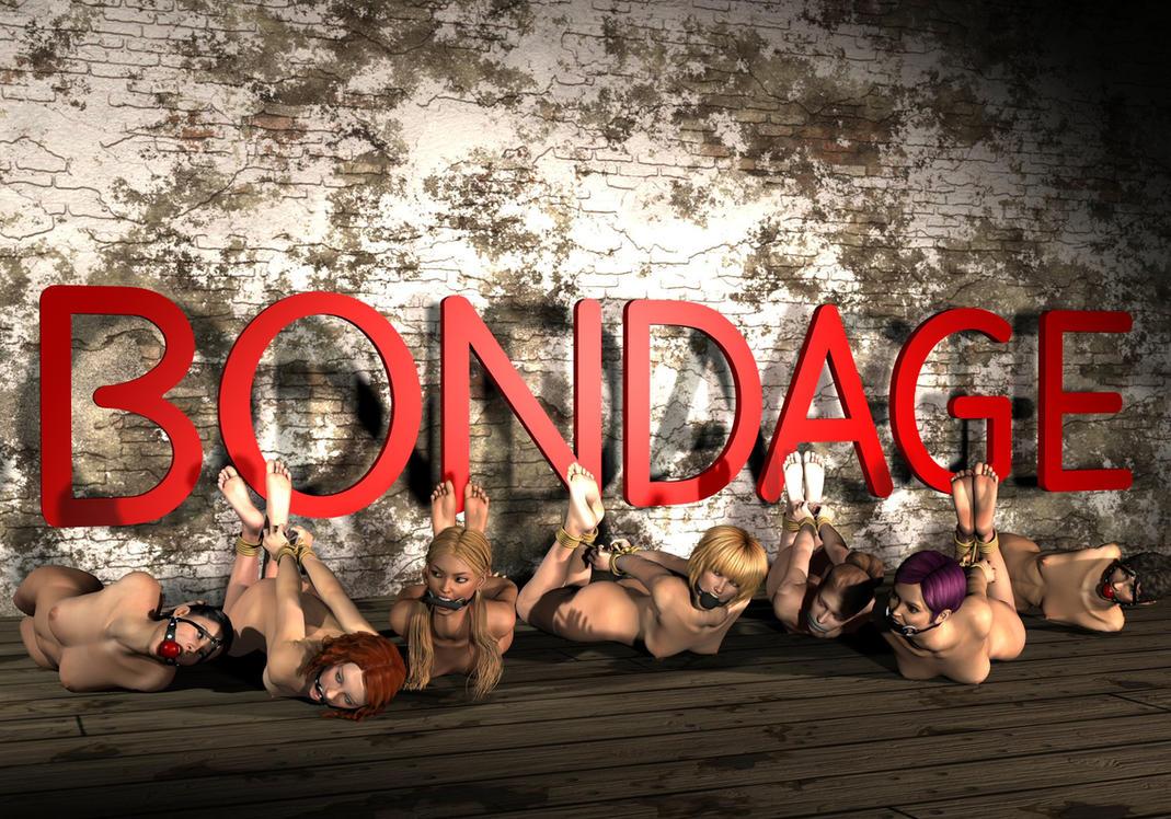 Bondage by hookywooky