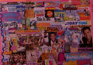 collage in my room by 2lilrebal55