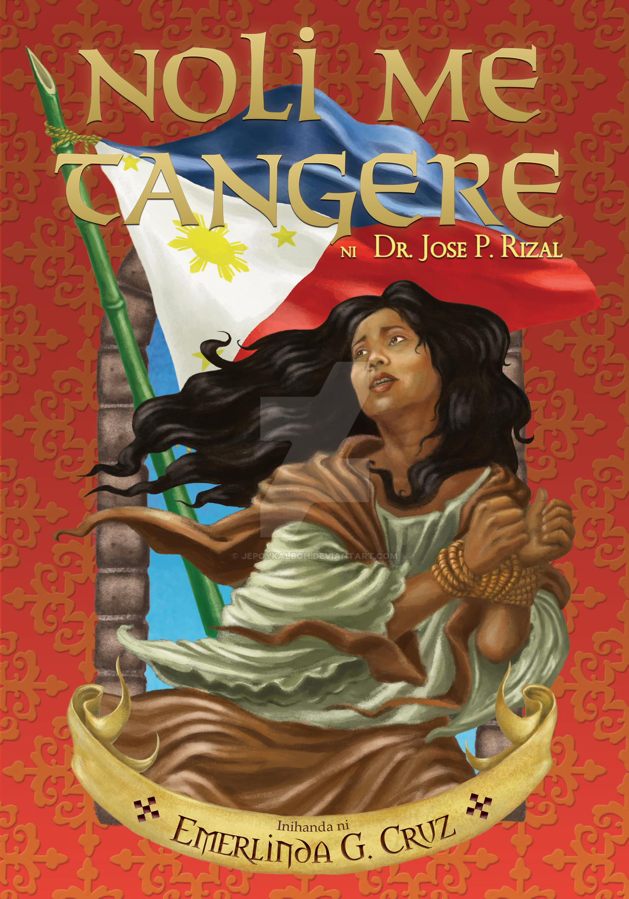 cover of noli me tangere essay Noli me tangere (tagalog edition) [josé rizal, pascual h poblete] on amazon com free shipping on qualifying offers ang noli me tángere ay isang.