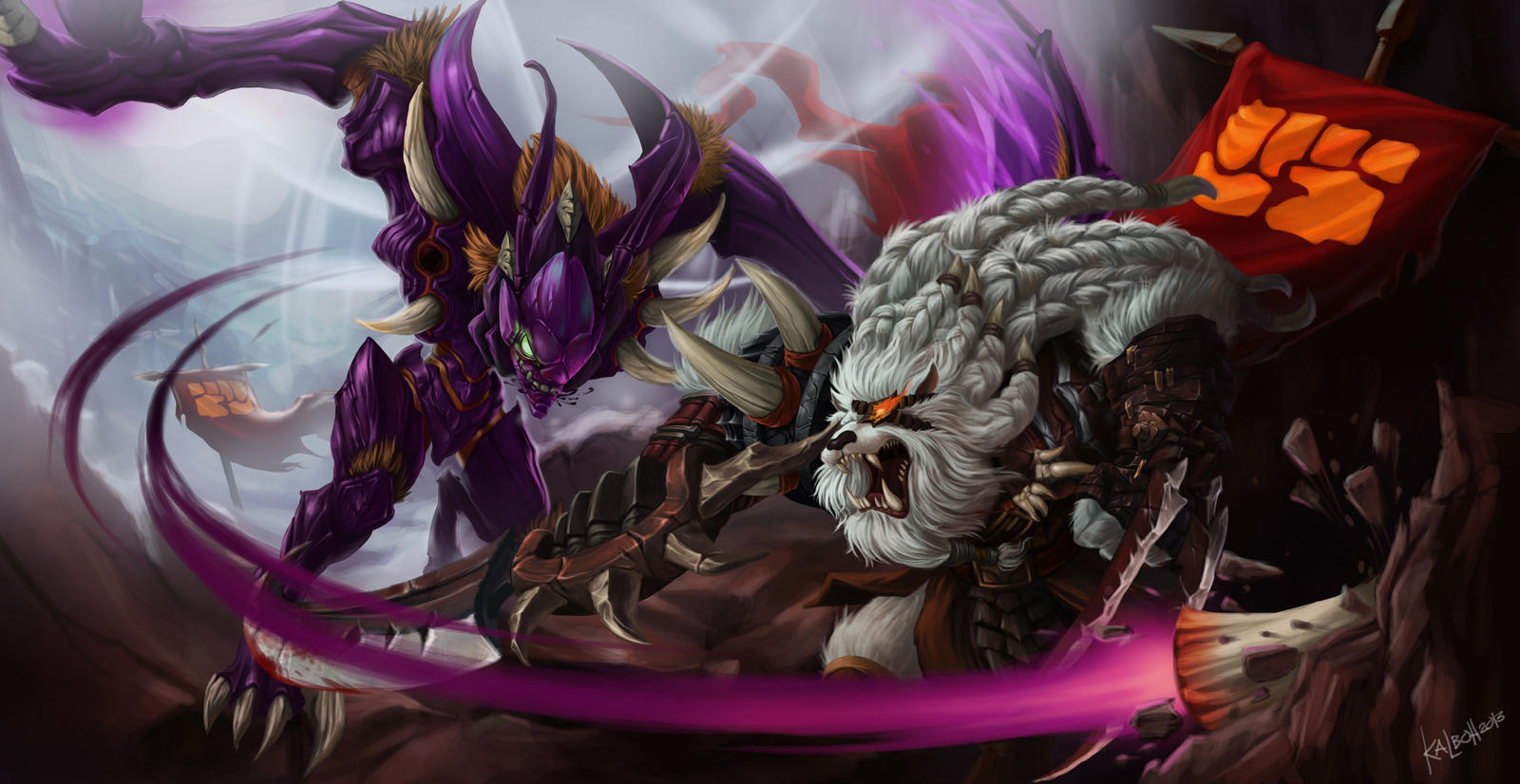 Rengar vs. Kha'zix? : leagueoflegends