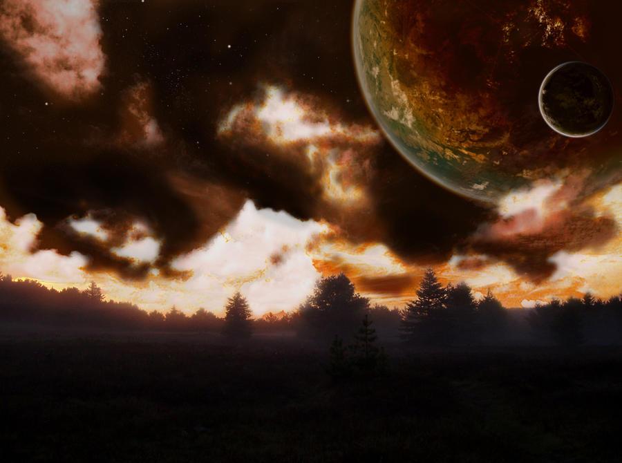 Twin Worlds by Juggernaught9900