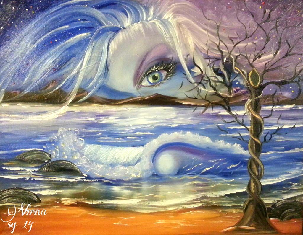 Insomnia by virnagray