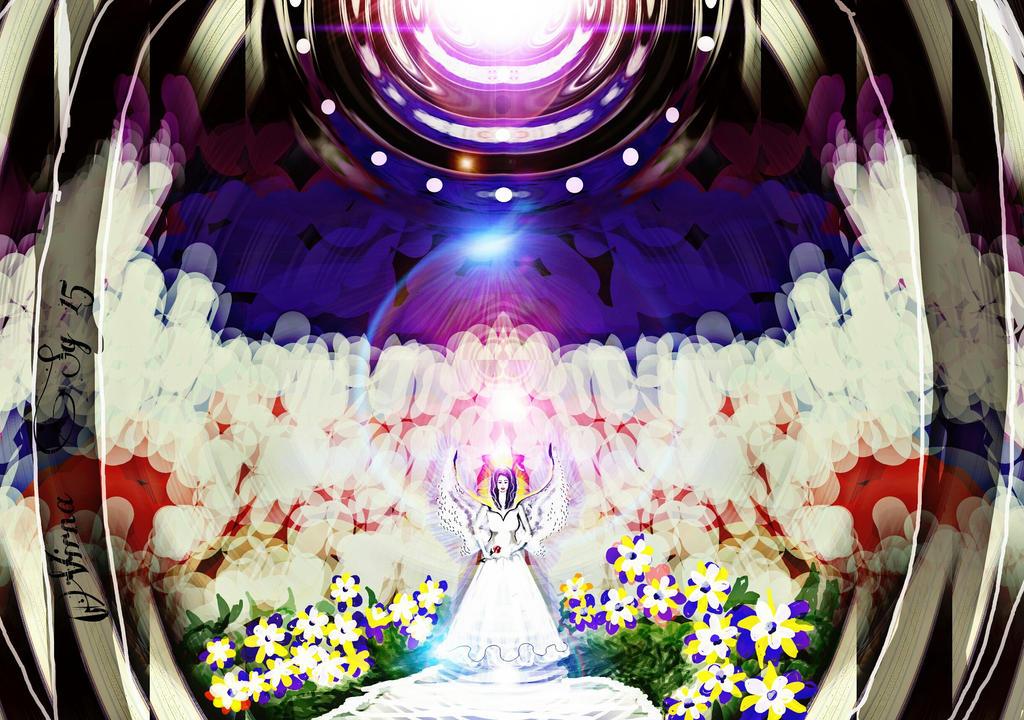 Angel dream. by virnagray