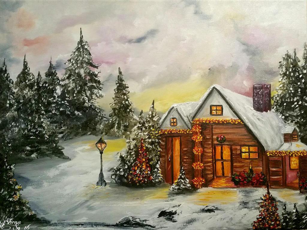Austrian winter...! by virnagray