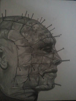 Pinhead - Hellraiser
