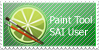 Paint Tool SAI Stamp by Energyzed