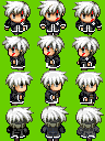 Allen Walker Sprite by Earth-Shaker77