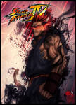 Street fighter IV - AKUMA