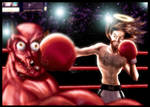 Ready to rumble? by limandao