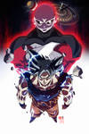 Goku Ultra Instinct awakening