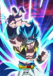 Gogeta Blue - Dragon Ball Super Broly