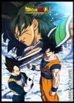 Dragon Ball Super Broly poster 3
