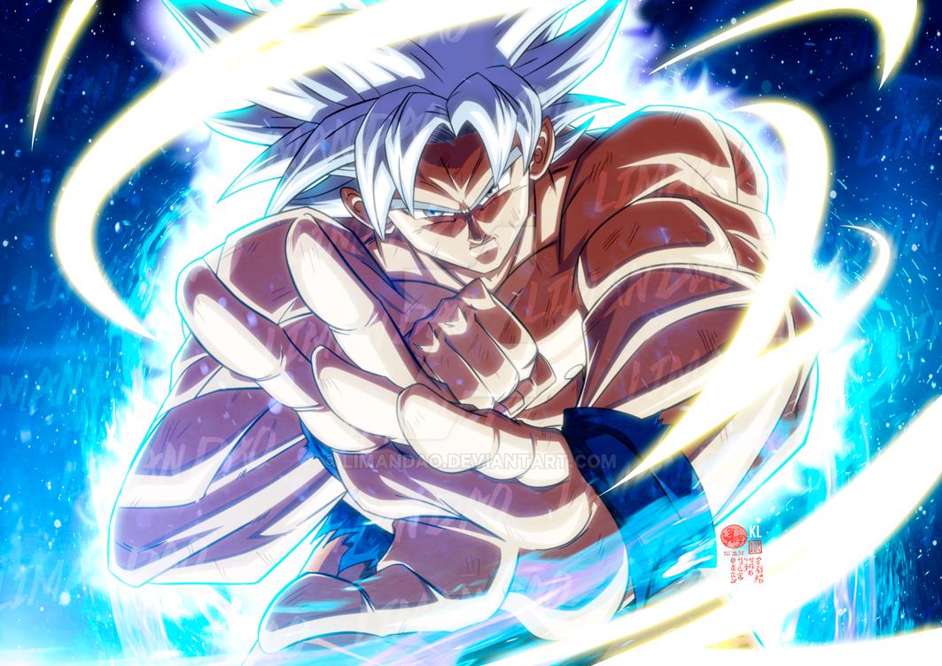 Son Goku - Migatte no gokui by limandao