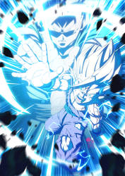 Father and Son Kamehameha
