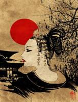 GEISHA by limandao