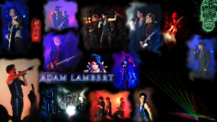 Adam Lambert Wallpaper By Jayde7 On DeviantArt