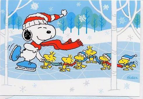 Snoopy ~ Winter Wonderland by SugarSplash101 on DeviantArt