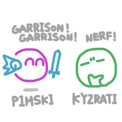 Nerf Garrison Looping