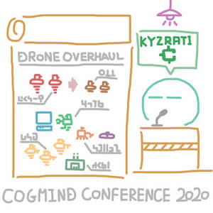 Cogmind Conference 2020: Drone Overhaul