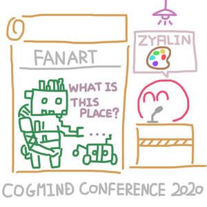 Cogmind Conference 2020: Fanart