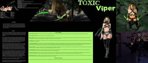 Toxic Viper Profile by maltorramus