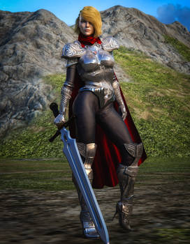 Cleric of Red Knight