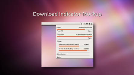 Download Indicator mockup by Altairseven