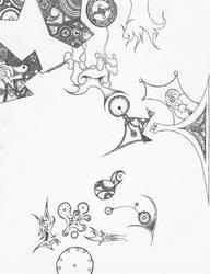 matt doodle 3 by twiceremover