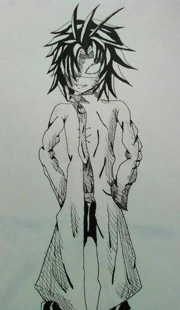 Him again XD by Hikaru69dmc