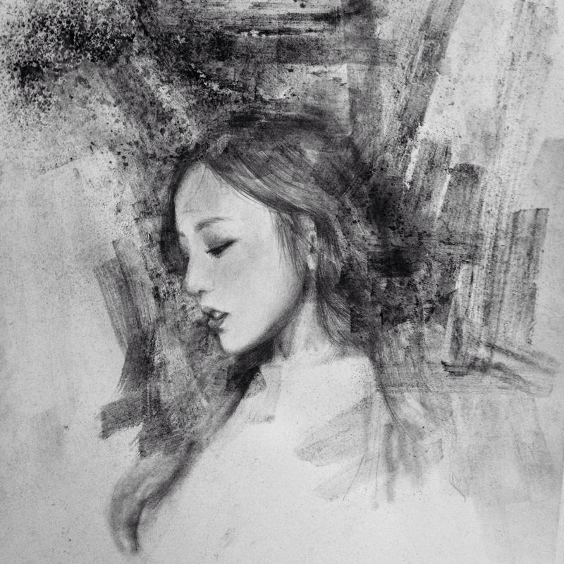 Graphite drawing by 97 1