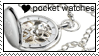 I Heart Pocket Watches by ZhouTaisDayOff
