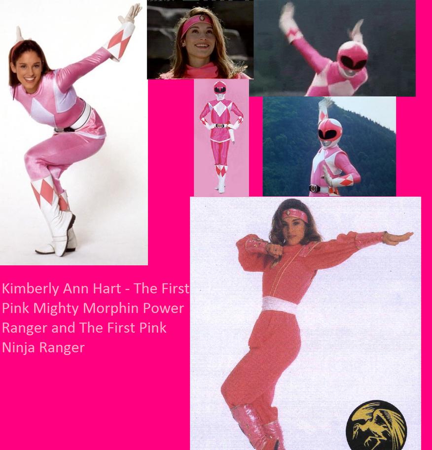 original pink ranger kimberly by starartista87 on deviantart