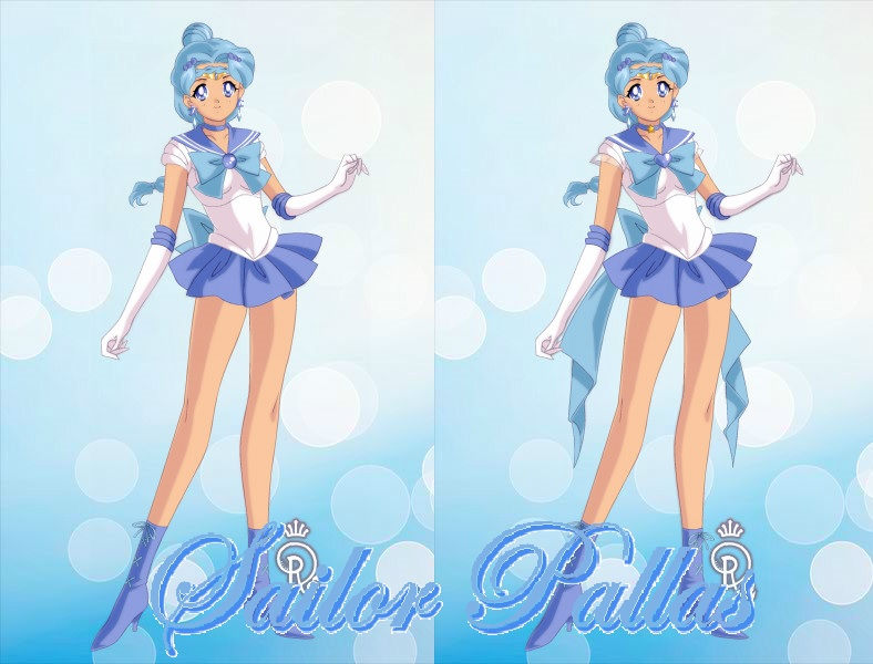 Sailor Pallas By Starartista87 On DeviantArt