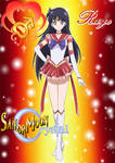 SMC Sailor Mars - Raye