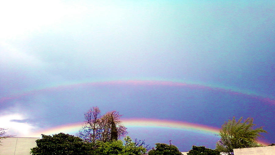 What causes a double rainbow? – How It Works  |Double Rainbow Wallpaper