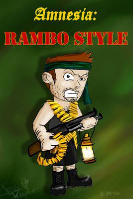 Harshly Critical - RAMBO Style!