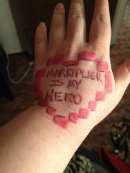 Markiplier is my Hero