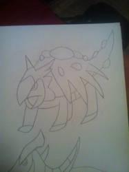 evolution sketch speculate 2 by fishut564