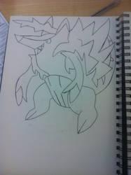 evolution sketch speculate 3 by fishut564
