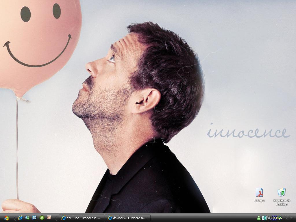 . Desktop Screenshot by zrH-11
