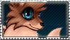 Einfield Beast Stamp by Lil-Desa