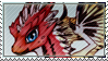 Amadoptables Dragun stamp by Lil-Desa