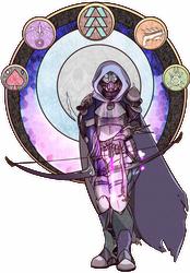 20181220 Destiny 2 Hunter: Nightstalker by Halfling-9s