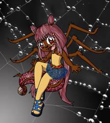 Chibi Children Day 27: Spider Child