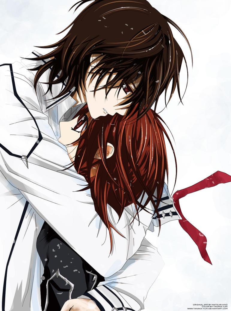 Vampire Knight Zero And Yuki And Kaname Kaname X Yuuki by Tana...