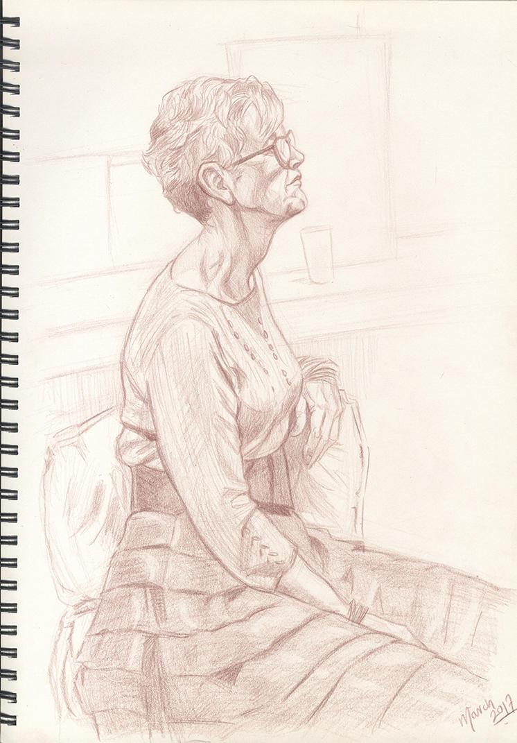Portrait 2 by jgoytizolo
