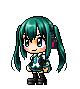 Hatsune Miku by FairyLucy63